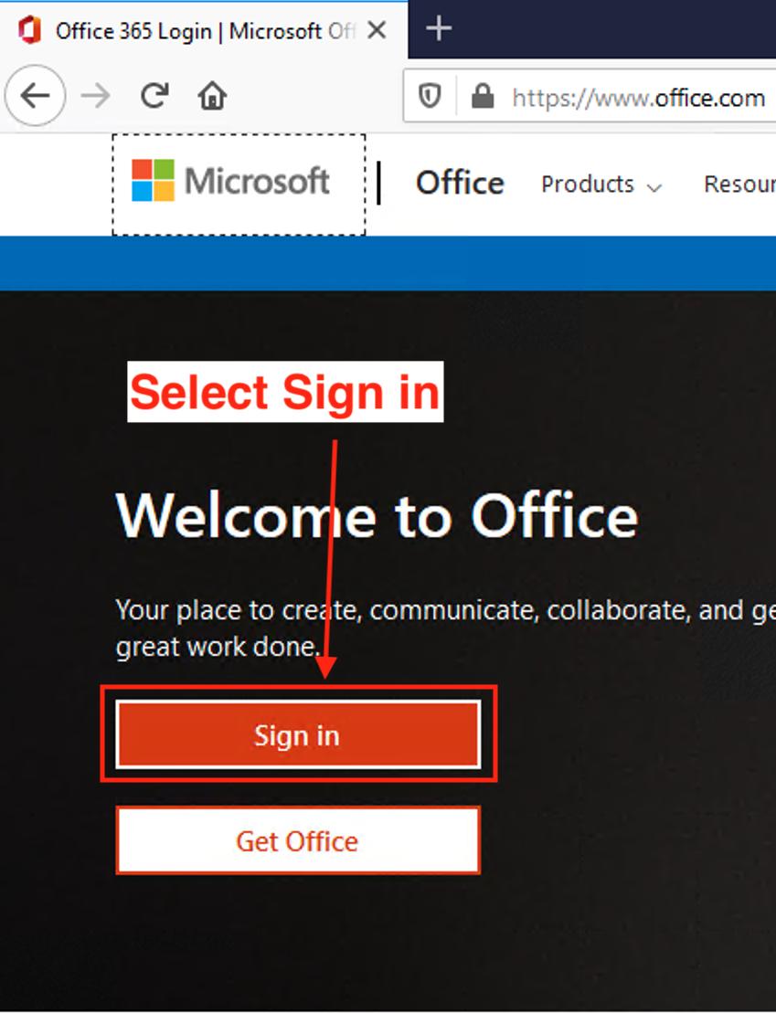 Use OneDrive - Step-2